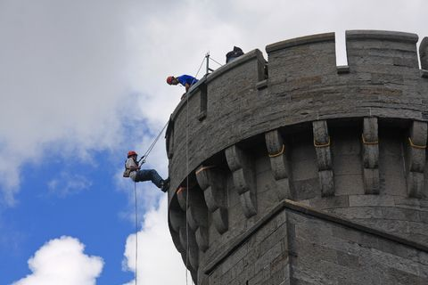 Abseiling Hire